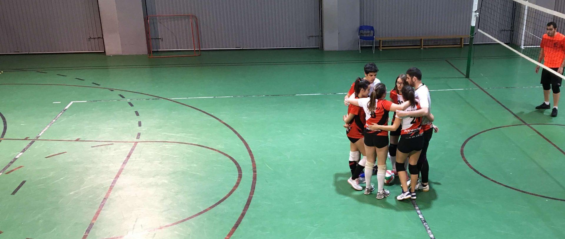 Club Voleibol Arganda